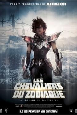 Les Chevaliers du Zodiaque - La Légende du Sanctuaire (2014)