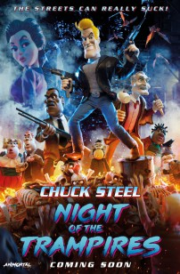 Chuck Steel: Night Of The Trampires (2018)