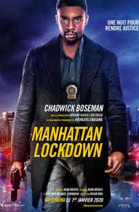 Manhattan Lockdown (21 Bridges)  (2020)