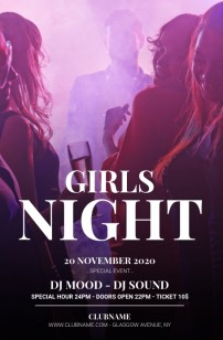 Girls Night (2020)