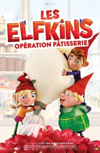 Les Elfkins : Opération pâtisserie (2021)
